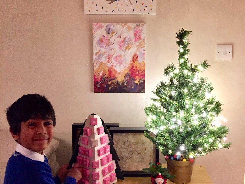 christmas at avon house